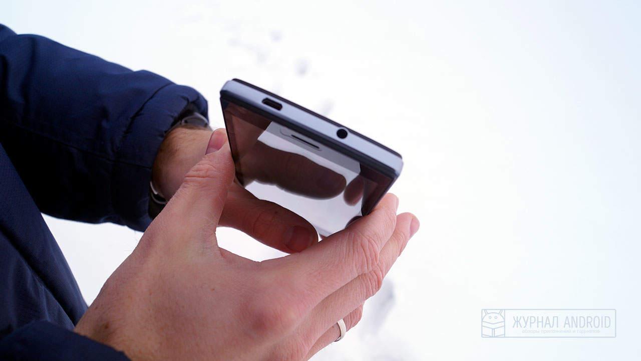 Turbo X5 Hero - недорогой смартфон с отличной батареей