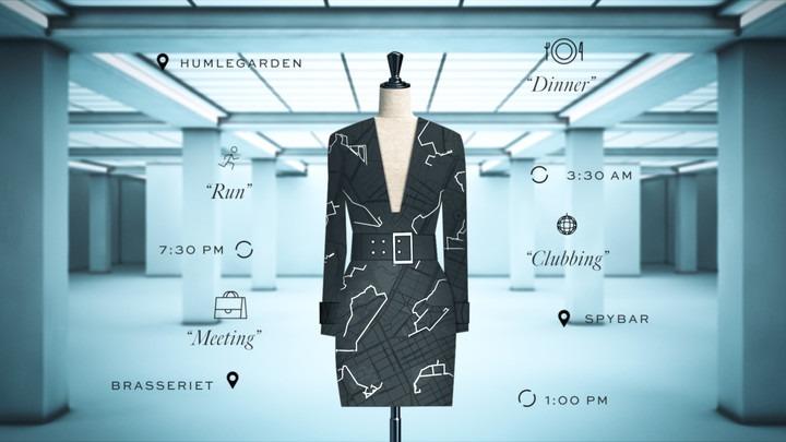 Компания Google будет создавать идеальную одежду на основе личных данных пользователя