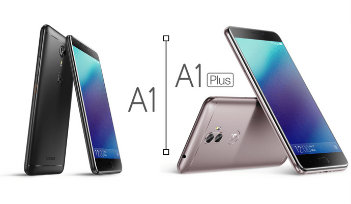 Gionee A1/А1Plus