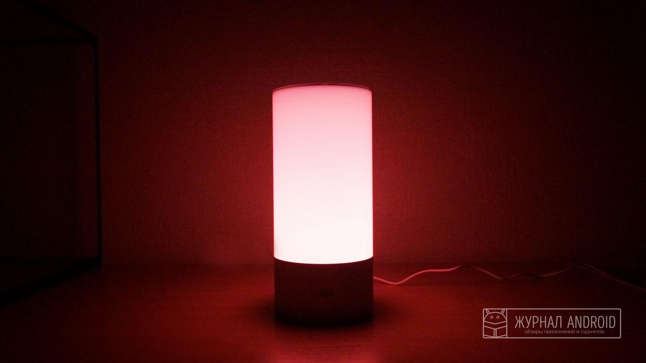 Всё, о чём нужно знать, покупая ночник Xiaomi Yeelight