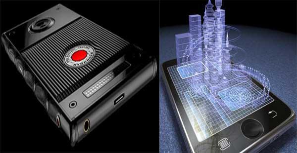 REDпредставила первыйсмартфонс 3D экраном - HydrogenOne