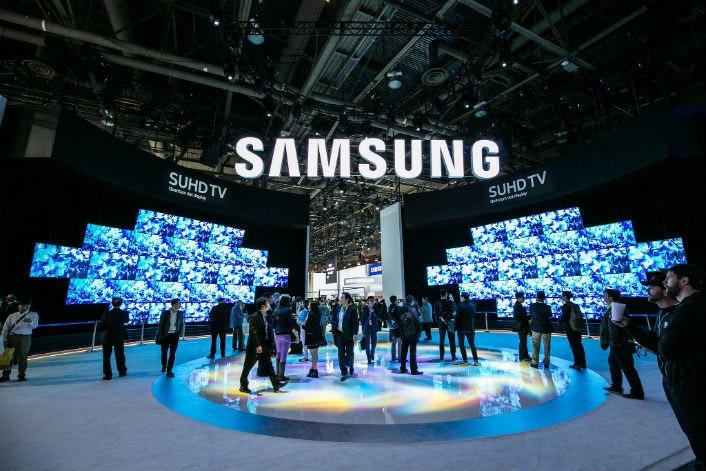 В июле LG начнет поставку ЖК-матриц Samsung