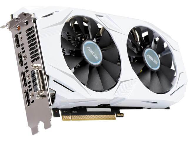 ASUS GeForce GTX 1060 6G