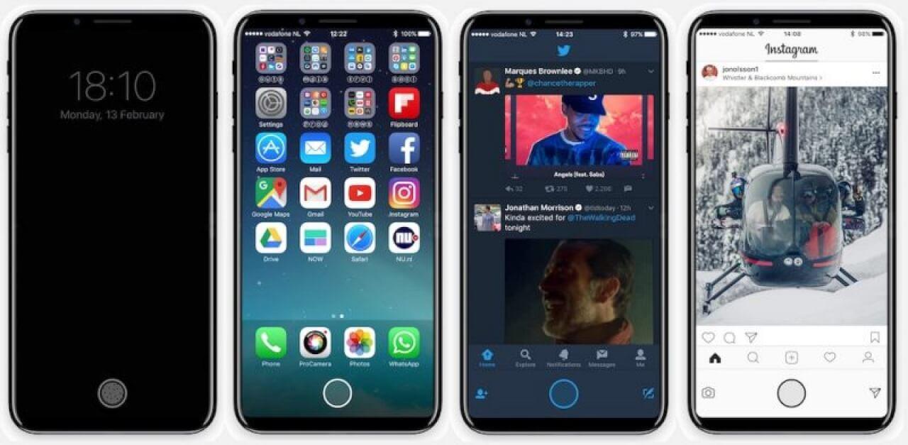 Пионер среди смартфонов или лишь тень от Samsung?