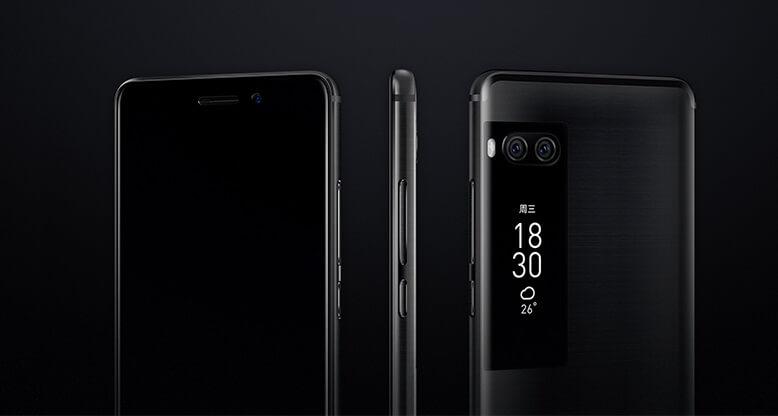 Meizu представила свои флагманские устройства Pro 7 и Pro 7+ официально