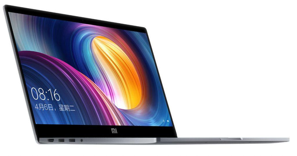 Xiaomi представила мощный ноутбук Mi Notebook Pro – конкурента MacBook Pro