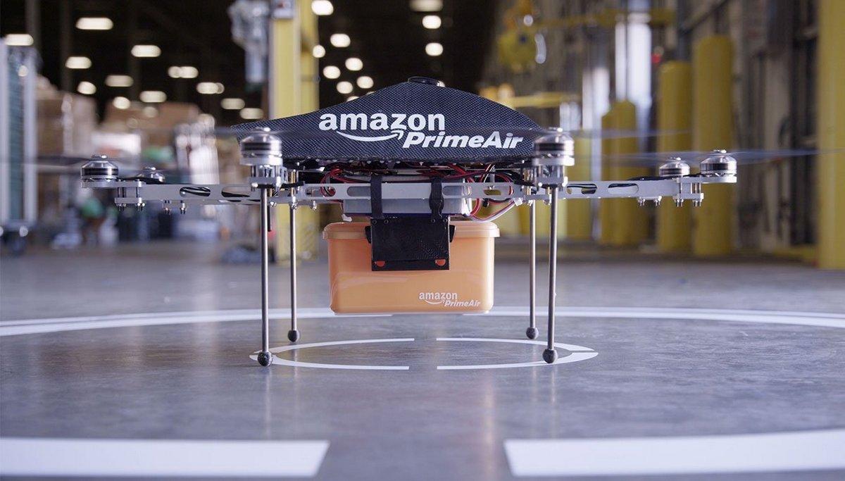 Дрон от Amazon