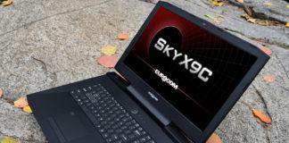Eurocom Sky X9C