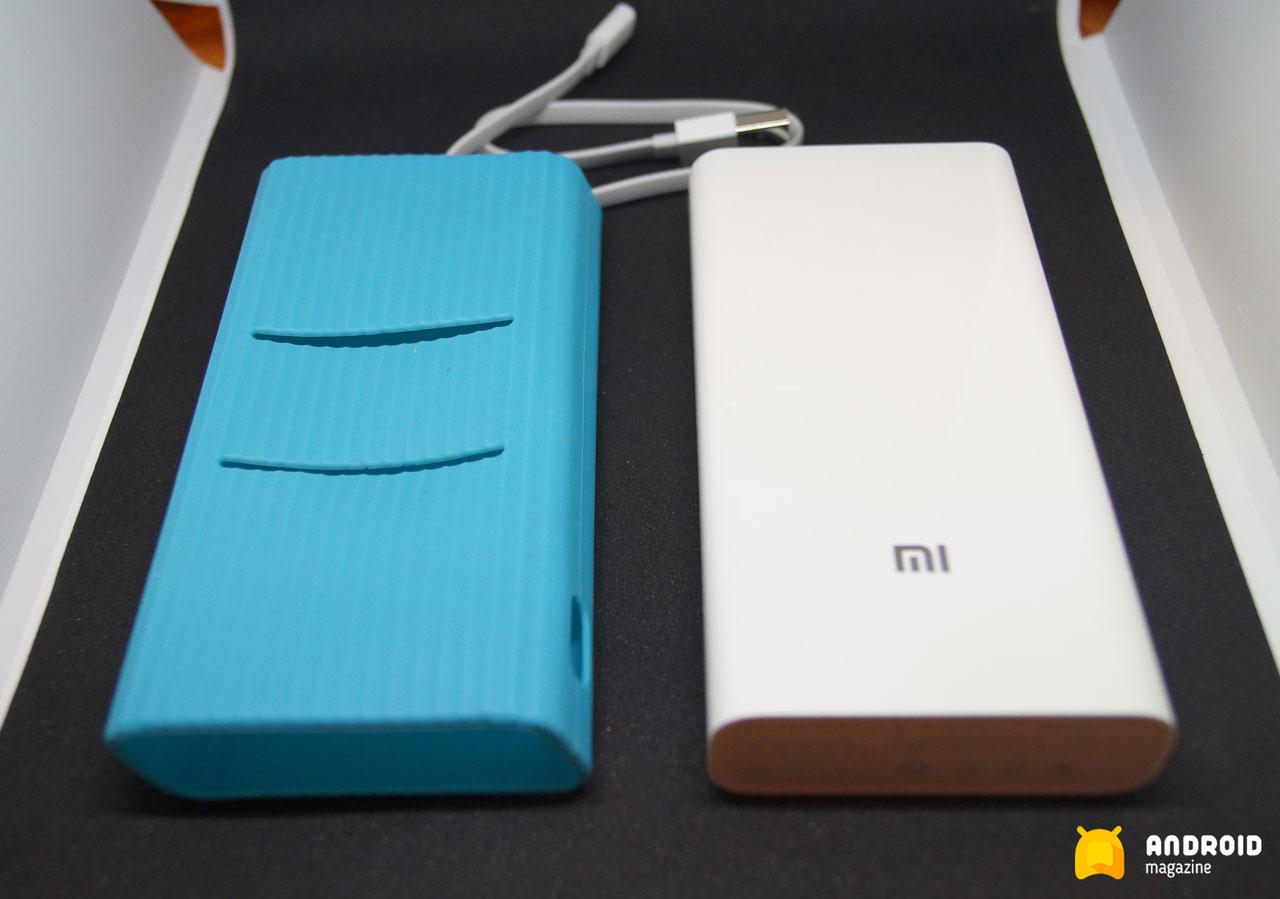 Внешний аккумулятор Xiaomi Mi Power Bank 2