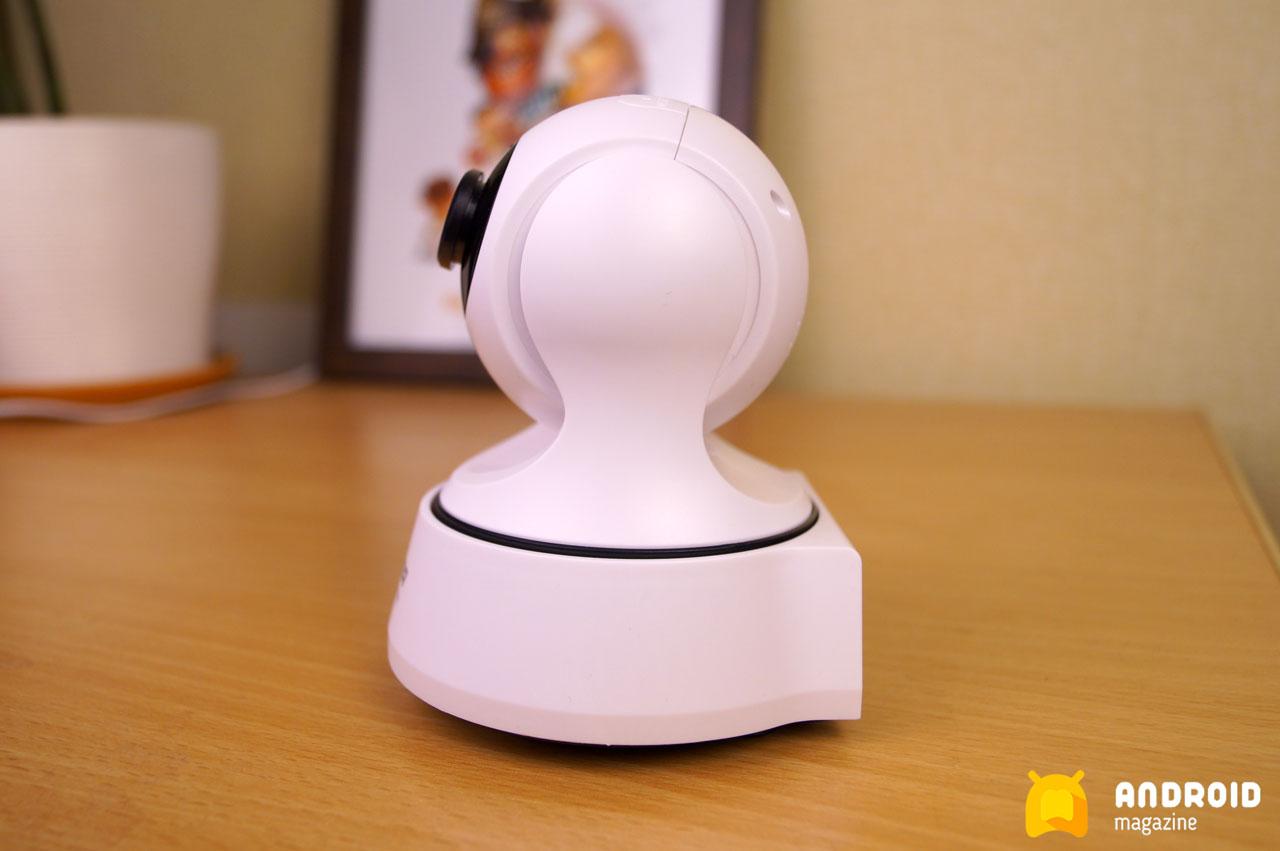 Бюджетная IP-камера Digma Division 200 с поворотным механизмом