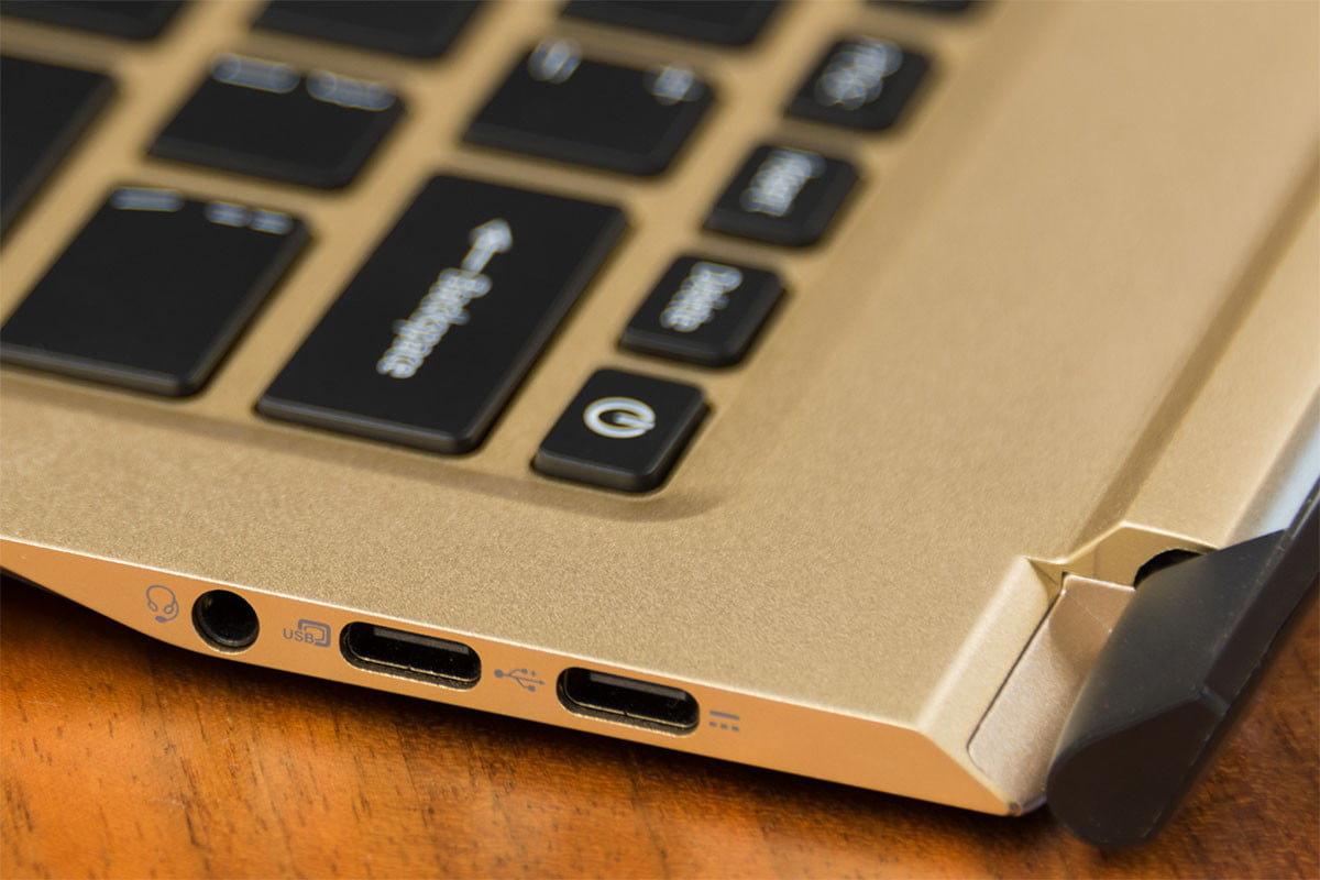 Acer представила самый тонкий и мощный ультрабук Swift 7