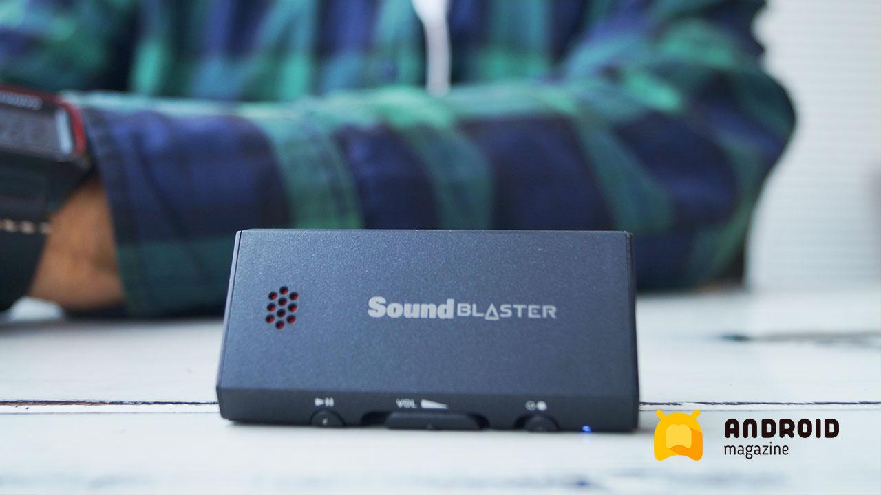 Creative Sound Blaster E1