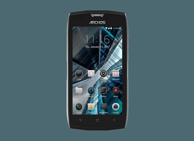 Компания Archos выпустила новый защищенный смартфон Saphir 50X