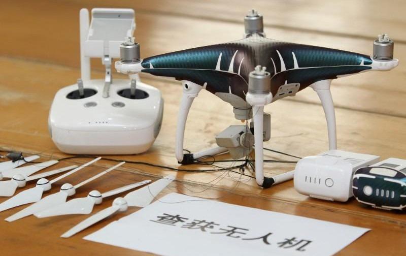 Китай на высоте, или как нелегально передать iPhone по воздуху