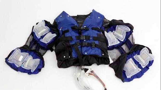 Disney и MIT создали VR-куртку, передающую настоящие ощущения
