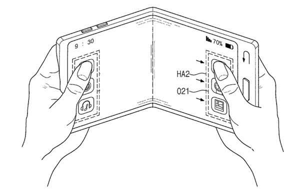Технологии будущего от Samsung: гибкие и прозрачные гаджеты