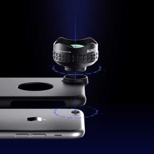 сменные объективы для смартфонов