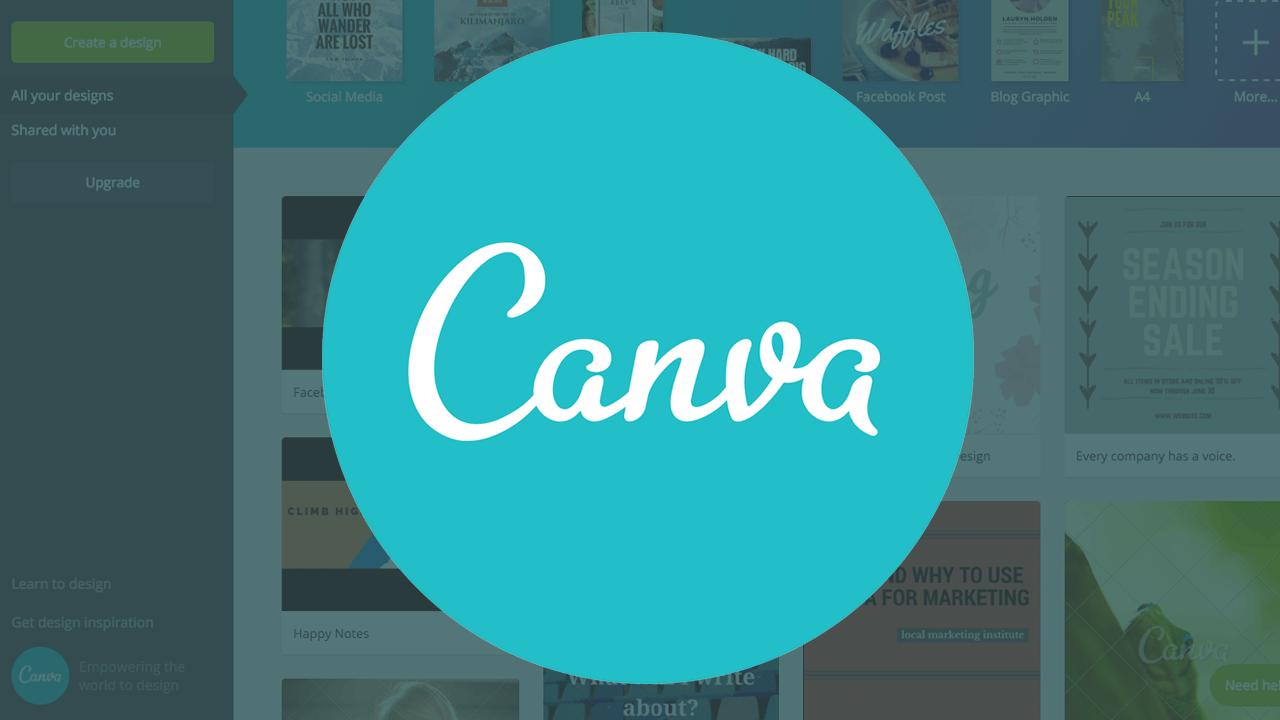 Canva - онлайн фоторедактор