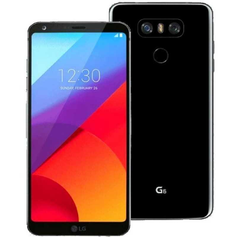 LG G6 - смартфоны с двойной камерой