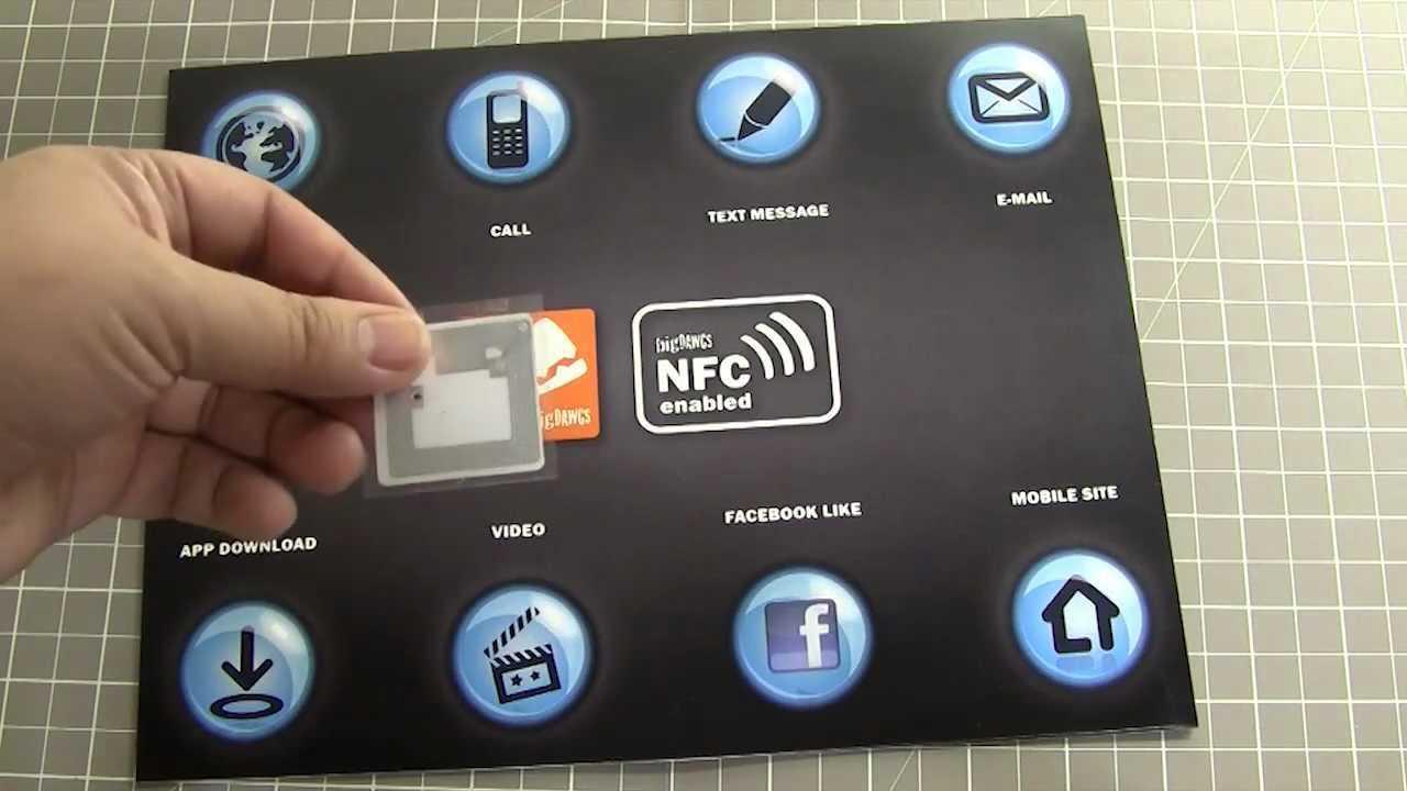 Для чего в твоём смартфоне сделали NFC