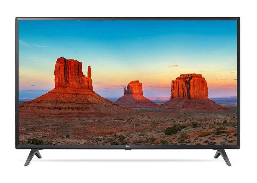 LG 43UK6300 - 4k телевизор