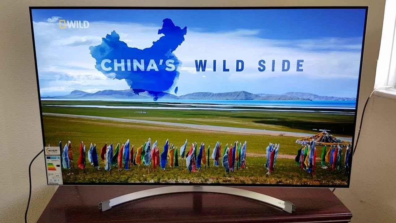 LG OLED55B7V - 4K телевизор