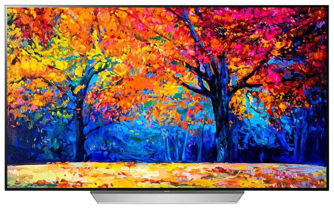 LG OLED55C7V - 4K телевизор