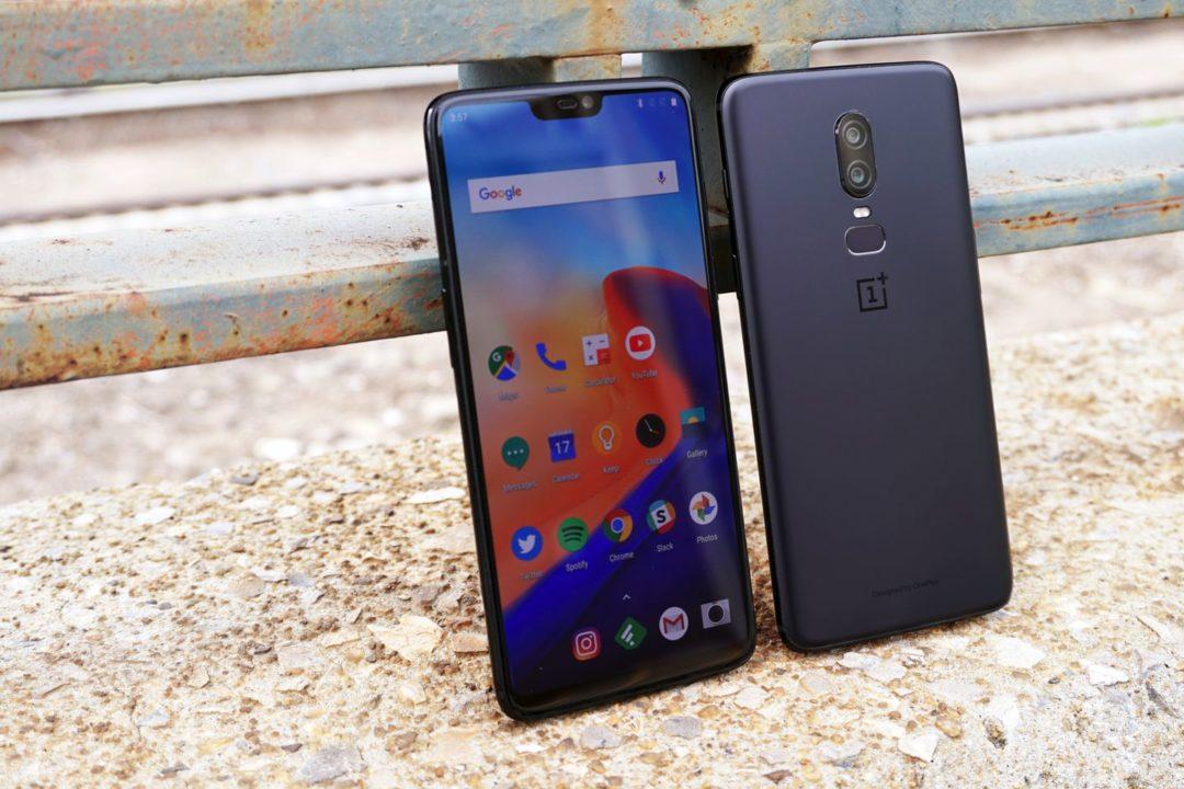 One Plus 6 - смартфон на процессоре Snapdragon