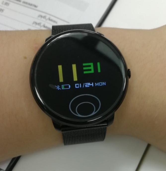 Смарт часы BeworthCF007