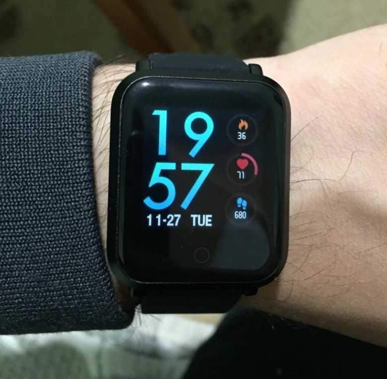 Смарт часы COLMI S9