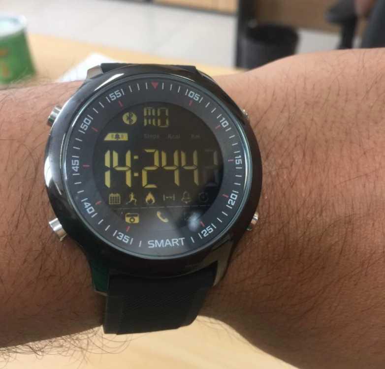 Смарт часы LOKMAT