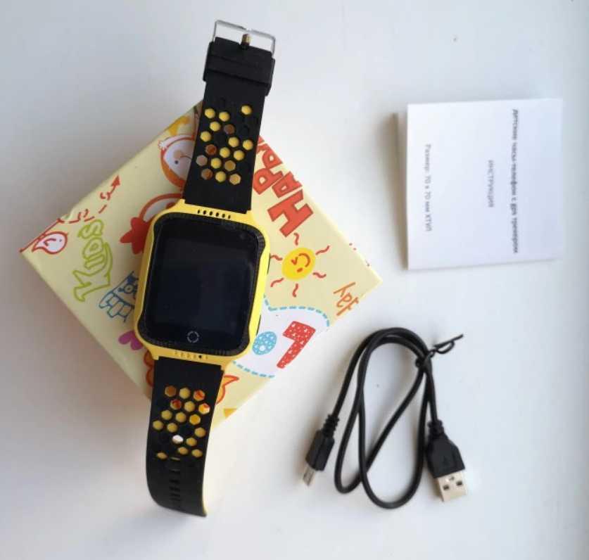 MOCRUX Q528 - детские смарт часы с GPS