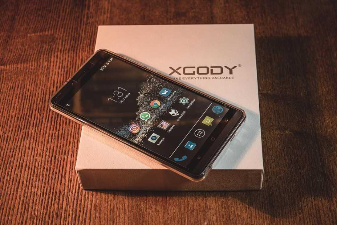 XGODY Y17