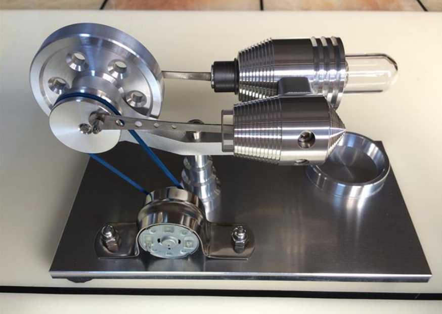 Двигатель стерлинга
