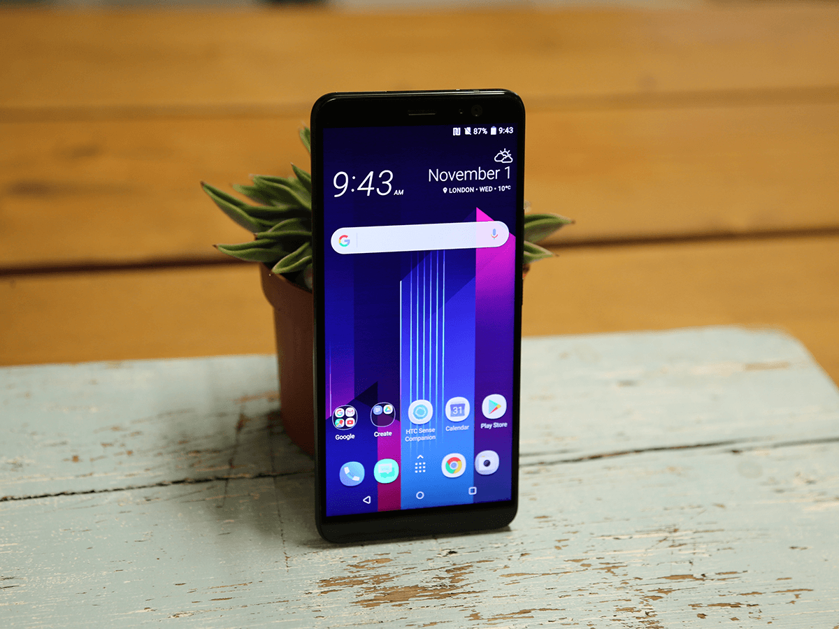 HTC U11 EYEs - лучший смартфон 2019 года