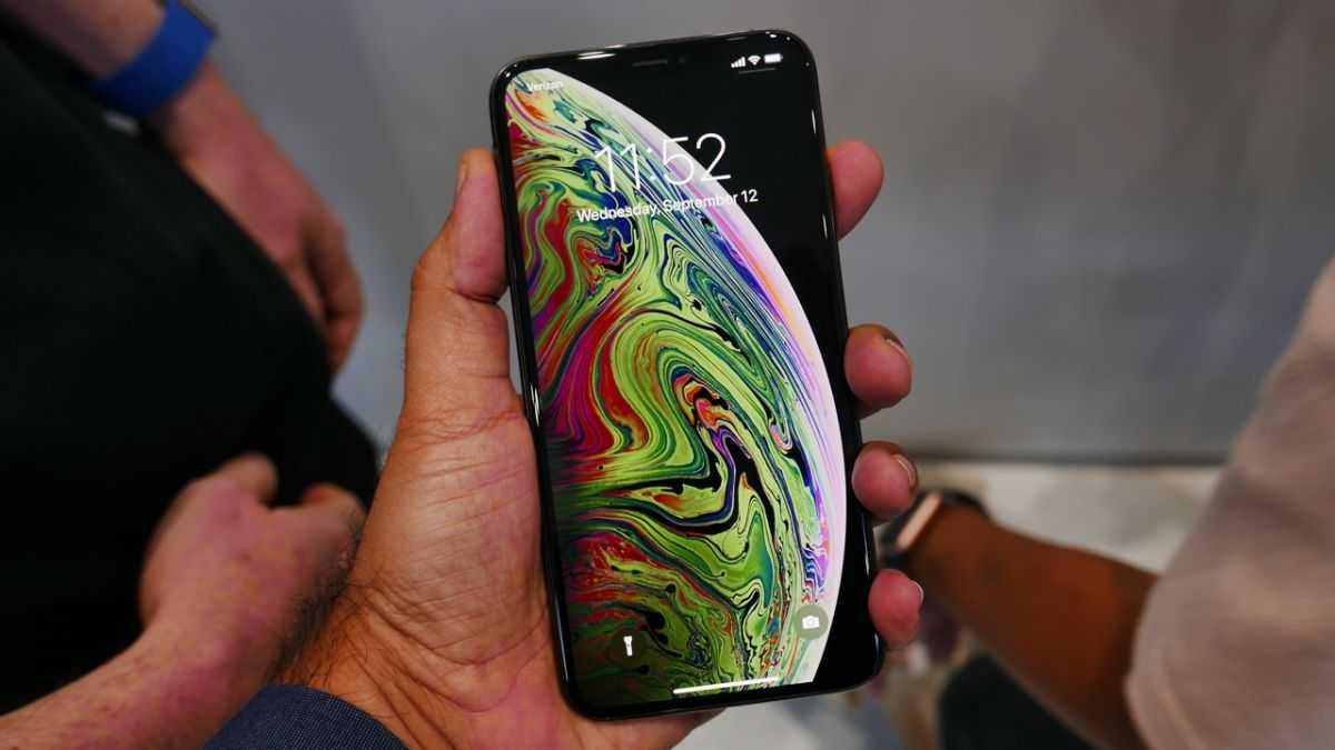 IPhone Xs Max - лучший смартфон 2019 года