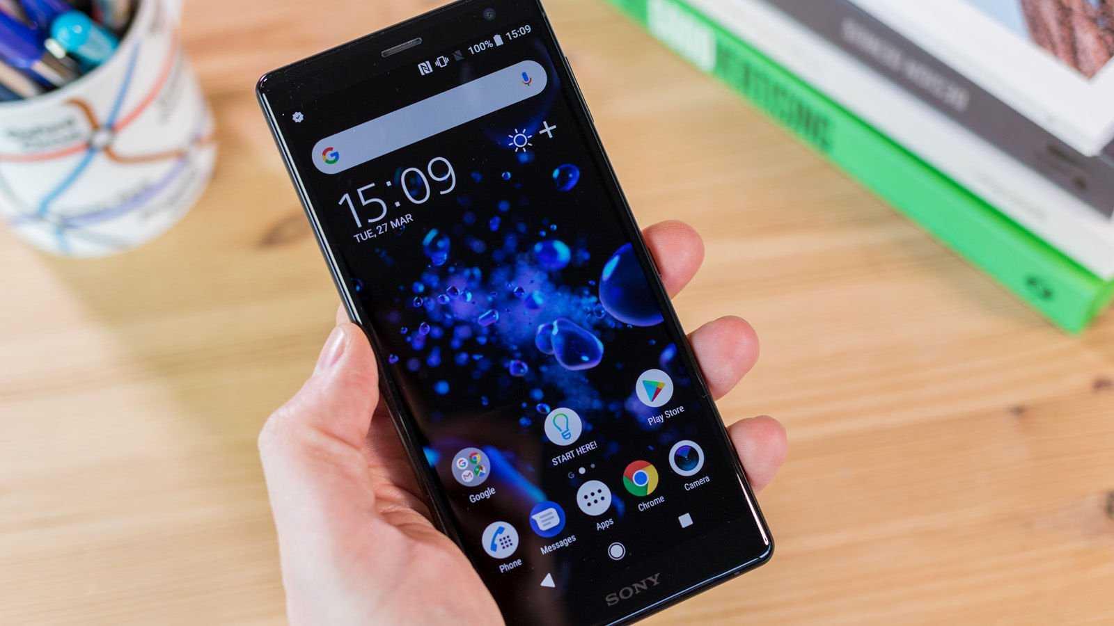 Sony Xperia XZ2 - лучший смартфон 2019 года
