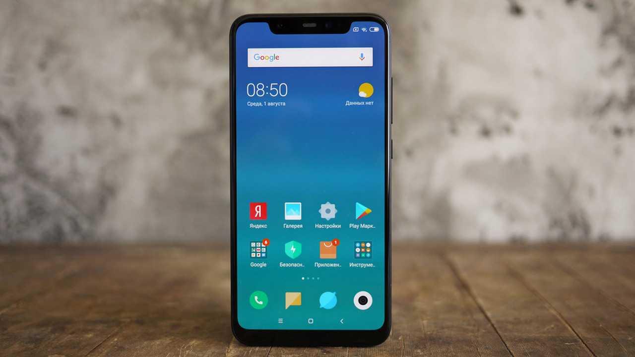 Xiaomi Mi 8 - лучший смартфон 2019 года