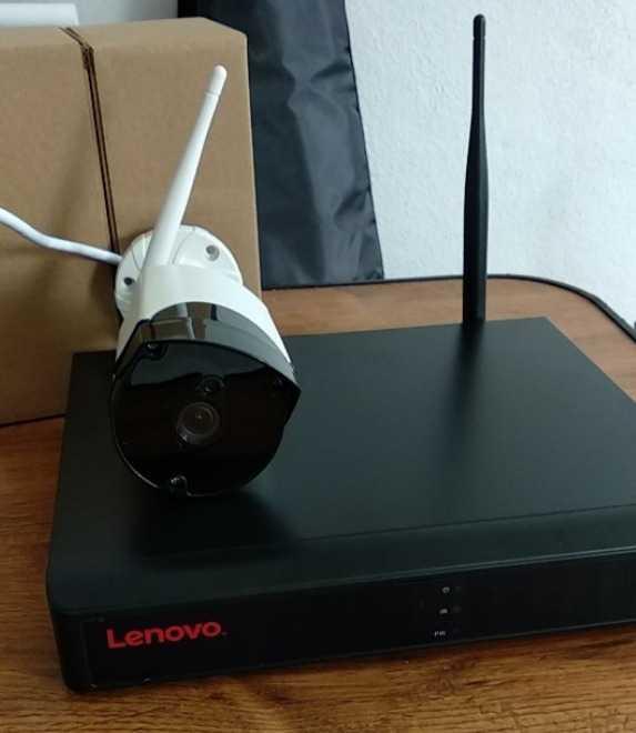 Комплект видеонаблюдения Lenovo