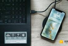 Беспроводная зарядка PNY Wireless Charging Base 10W (6)