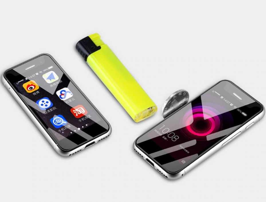 Мини-смартфон Melrose S9 Plus
