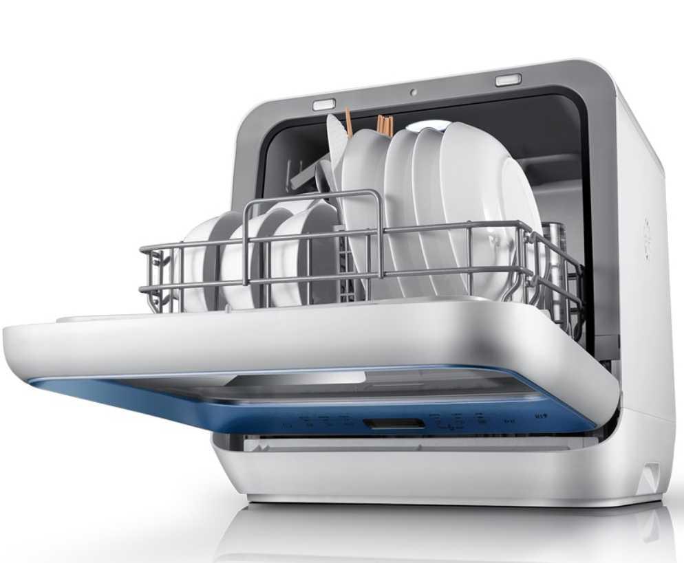 Портативная посудомоечная машина