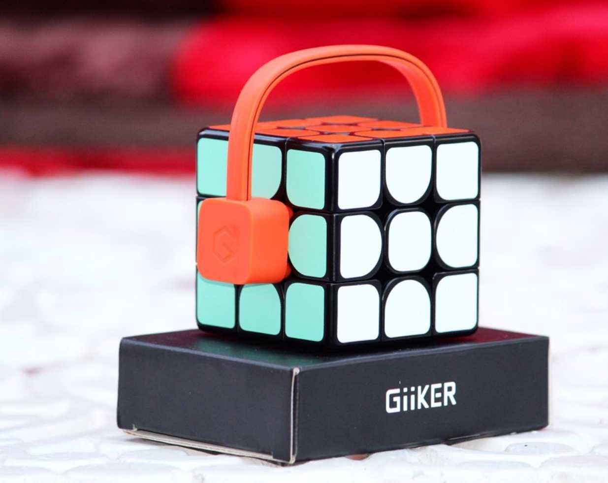 Умный кубик-рубика Xioami