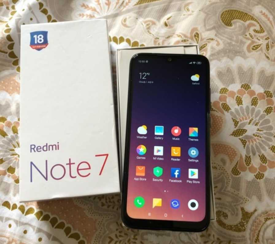 Xiaomi Redmi Note 7 - лучший смартфон до 15000