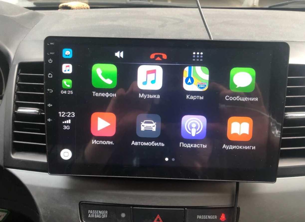 Carplay для Android
