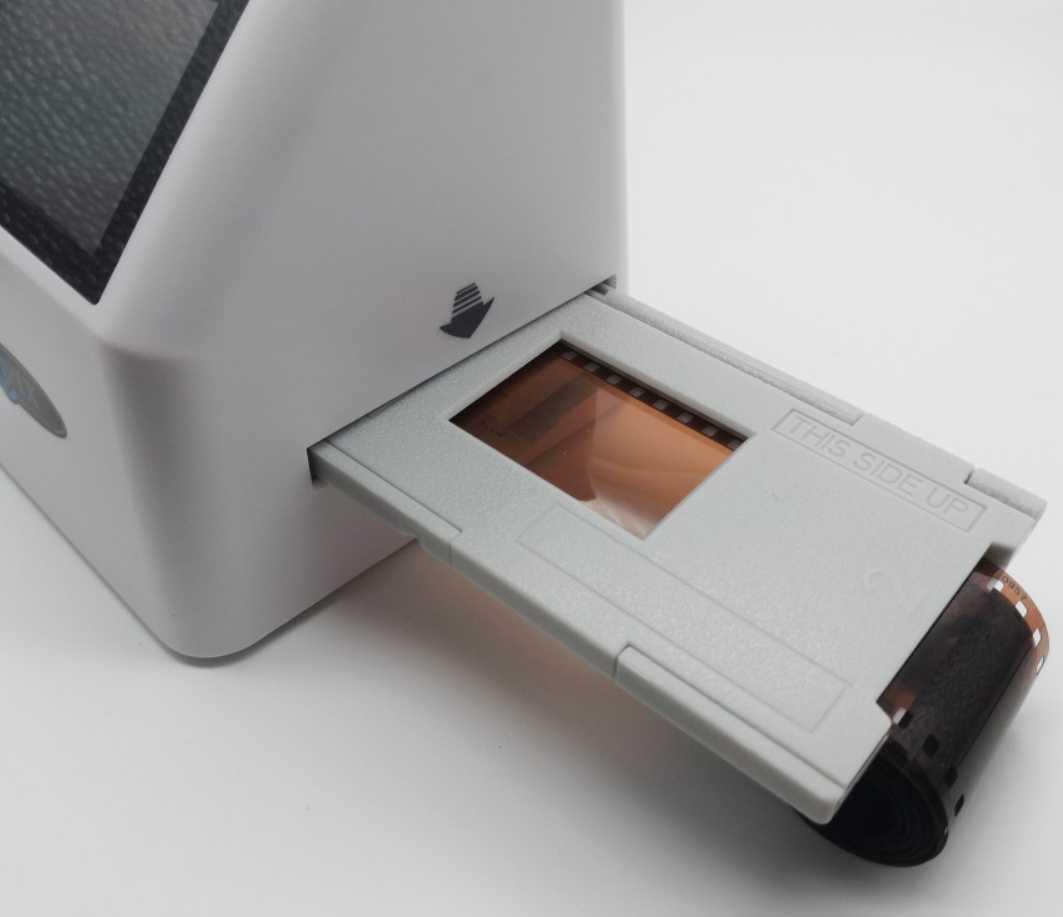 Цифровой сканер для плёнки