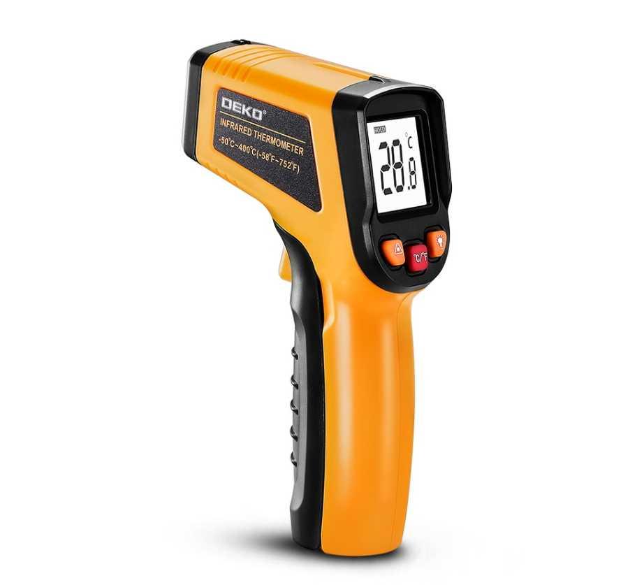 Лазерный термометр DEKO WD01