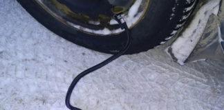Надёжный автомобильный насос