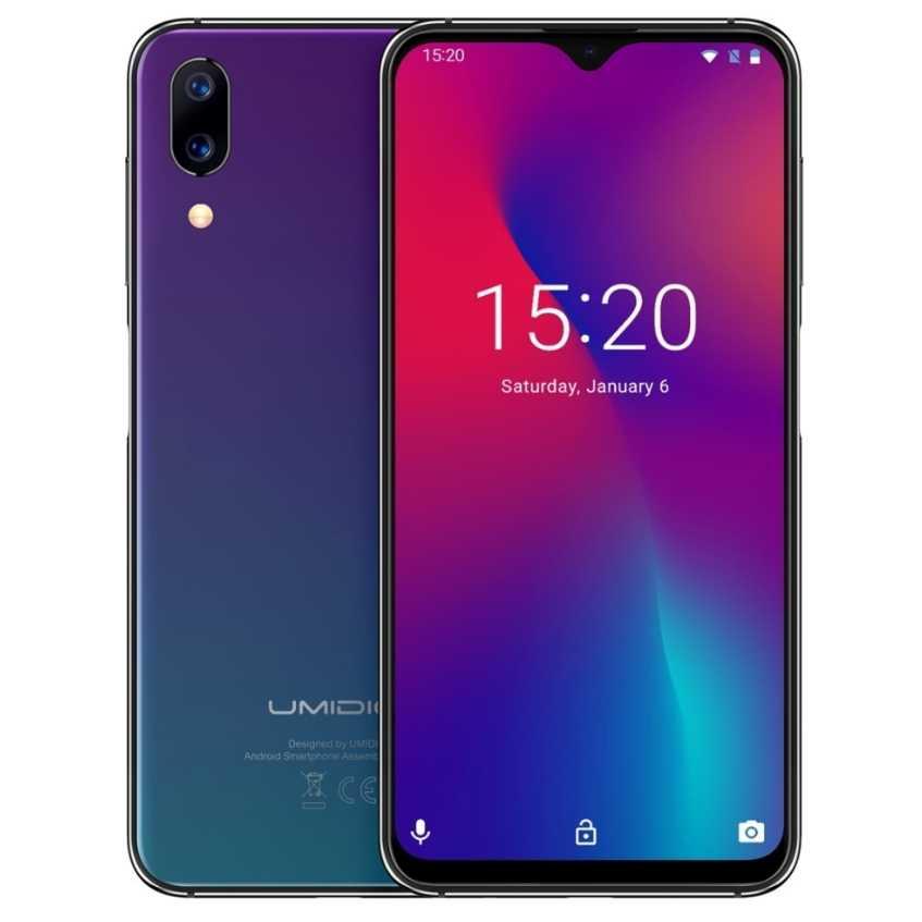 Недорогой смартфон UMIDIGI One Max