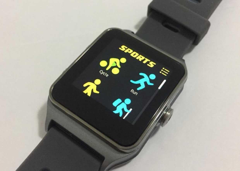 Смарт-часы с GPS